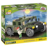 Klocki Small Army NATO Armored ALL-Terrain Vehicle