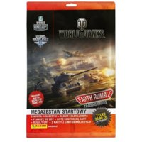 World of Tanks Earth rumble Zestaw startowy