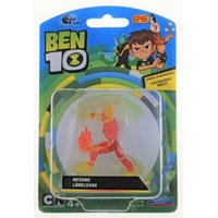 Ben 10 Mini Figurka Blister Inferno