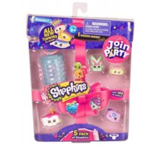 SHOPKINS S7 - Party, 5-pak