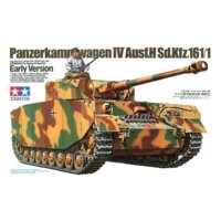 Panzerkampwagen IV Ausf. H. Early Version
