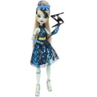 Mattel MONSTER HIGH Fotobudka Frankie Stein