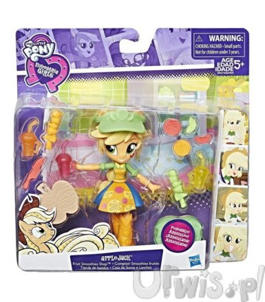 My Little Pony Equestria Girls Mini Lalki z akcesoriami