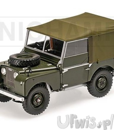 Land Rover 1948 (matt green)