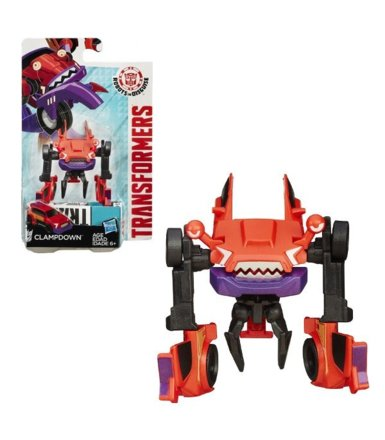 Transformers Rid Legion Clampdown