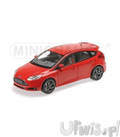 Ford Focus ST 2011 (red)