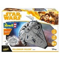 Star Wars Millenium Falcon 'Build&Play'