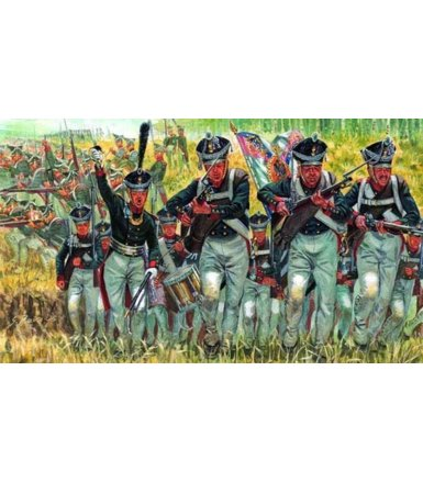 Russian Infantry Napoleonic Wars
