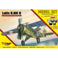 Lublin R.XIII D model set