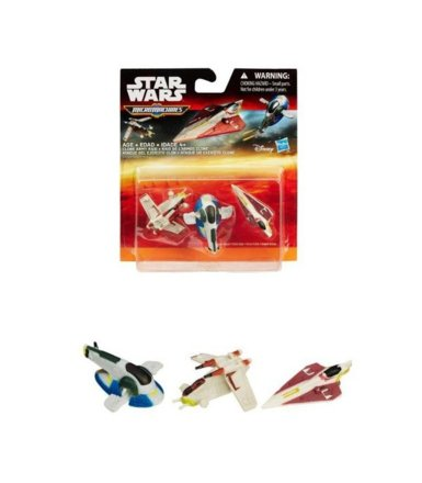 Star Wars E2 3-Pack, Clone Army Raid