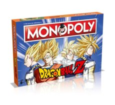 Gra Monopoly Dragon Ball Z
