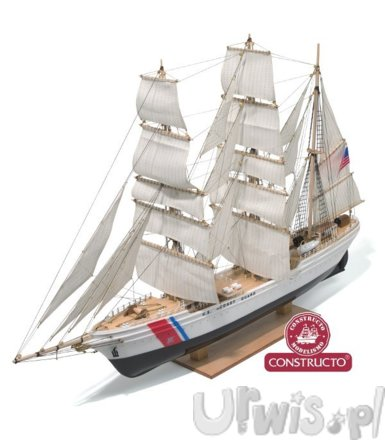 CONSTRUCTO Eagle U.S. Coast Guard 1:185