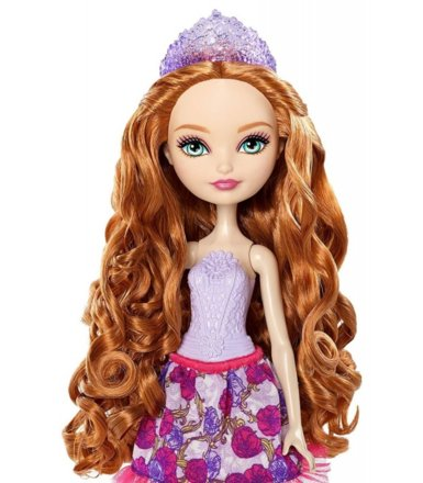 Mattel Ever After High Holly Bajeczne fryzury