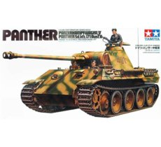 German Panther Med Tank