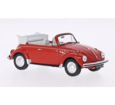 Volkswagen Beetle Convertible 1973 (red)