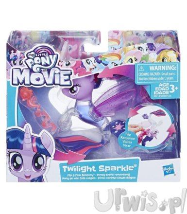 My Little Pony, Podwodne Kucyki, WILIGHT SPARKLE