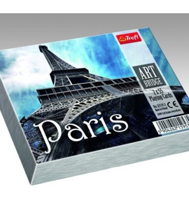 Karty Art Bridge Paris 2020