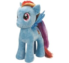 TY My Little Pony Rainbow Dash 40 cm