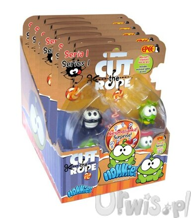 EPEE Cut The Rope Saszetki 5 pack