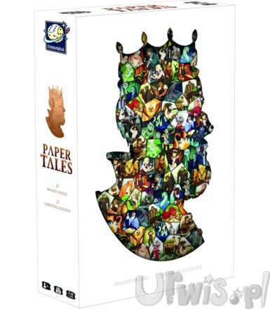 Gra Paper Tales - Funiverse