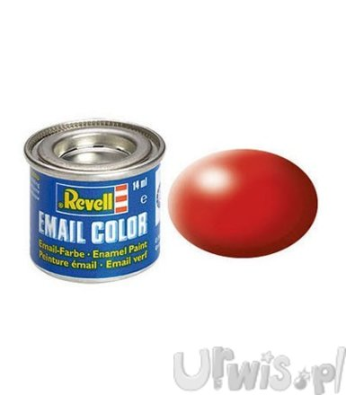 REVELL Email Color 330 Fiery Red Silk