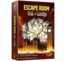 Gra Escape Room: Atak na Londyn