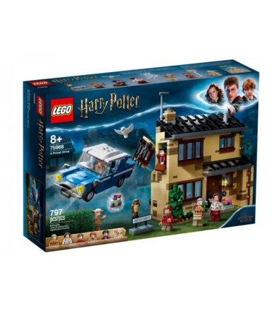 LEGO Klocki Harry Potter Privet Drive 4 75968