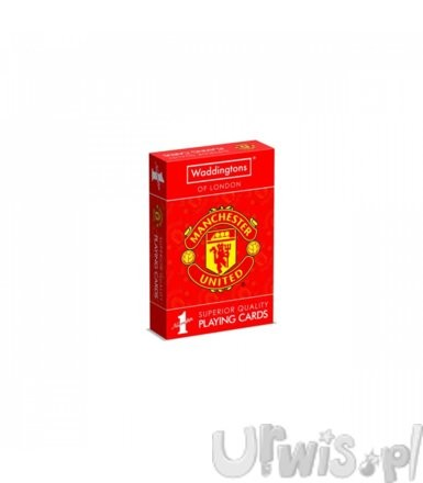 Karty Waddingtons No1. Manchester United