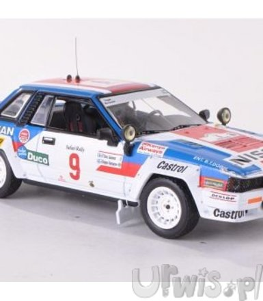 Nissan 240 RS #9 T. Salonen