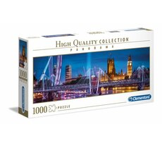 Puzzle 1000 elementów Panorama High Quality Collection - Londyn
