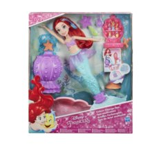 Hasbro Disney Princess Syrenka Ariel w Spa
