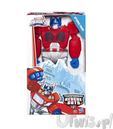 Transformers Rescure Bot Epic Series Optimus prime