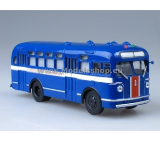 City Bus ZIS-155 Road Police (blue)