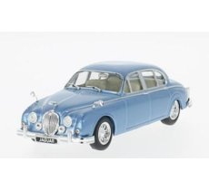 Jaguar MK II RHD 1960 (metallic light blue)