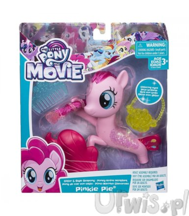 My Little Pony Modne Syreny PINKIE PIE