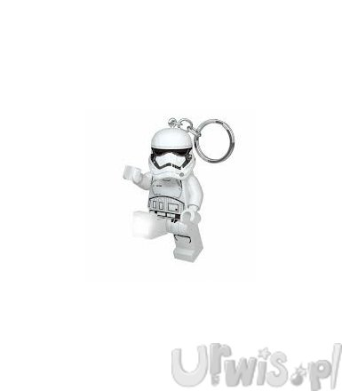Brelok - latarka Star Wars First Order Stormtrooper