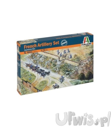 Napoleonic Wars French Artillery