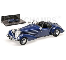 Horch 855 Special-Roadster 1938 (dark blue)