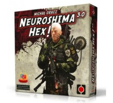 Portal Games Neuroshima HEX 3. 0