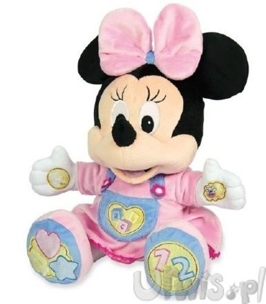 Interaktywna Maskotka Minnie