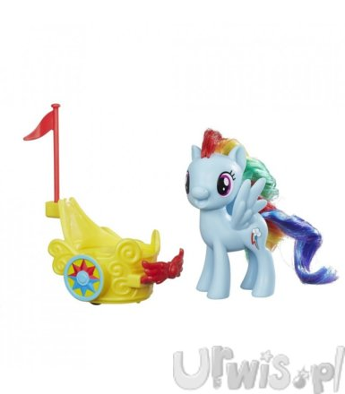 My Little Pony Kucykowy rydwan, Rainbow Dash