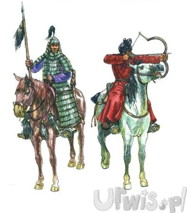 Chinese Cavalry XIII Century