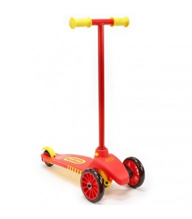 Little Tikes Lean to Turn Scooter Red/Yellow