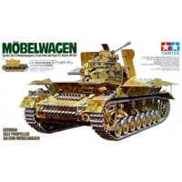 G-Self Propelled Mobelwagen