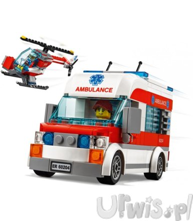 LEGO City Szpital 60204