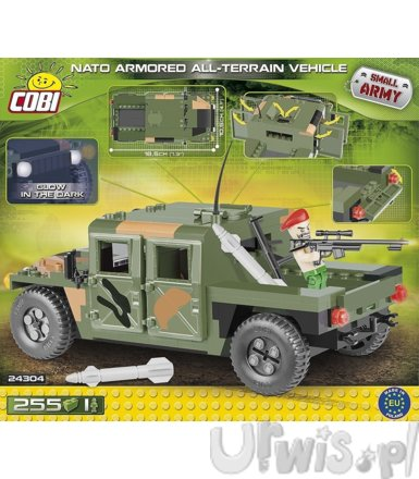 Small Army NATO Armored ALL-Terrain Vehicle