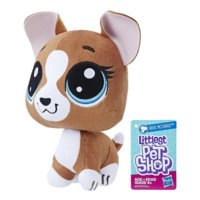 Littlest Pet Shop Pluszowe zwierzaki Roxie McTerrier