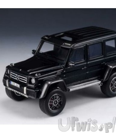 Mercedes-Benz G500 4x4 2014 (black)
