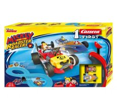 FIRST Mickey Roadstar Racers