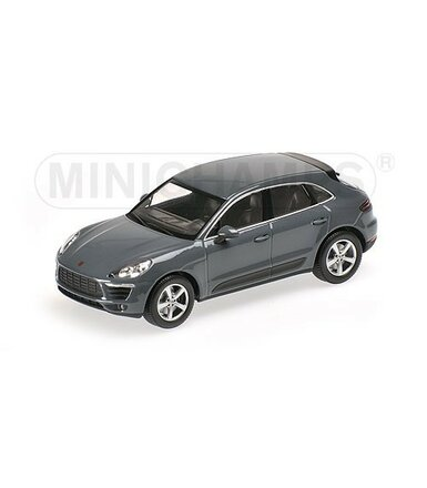 Porsche Macan 2013 (grey metallic)